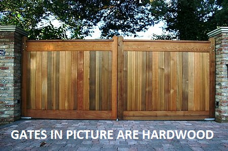 Richmond Softwood Gates