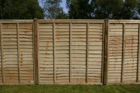 Prolap Fence Panels Fencing Supplies Garden Decking