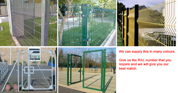 Weldmesh Panels Fencing Supplies Garden Decking Amp Sheds Bournemouth Christchurch