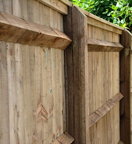 Arris Rail 3m Fencing Supplies Garden Decking Amp Sheds