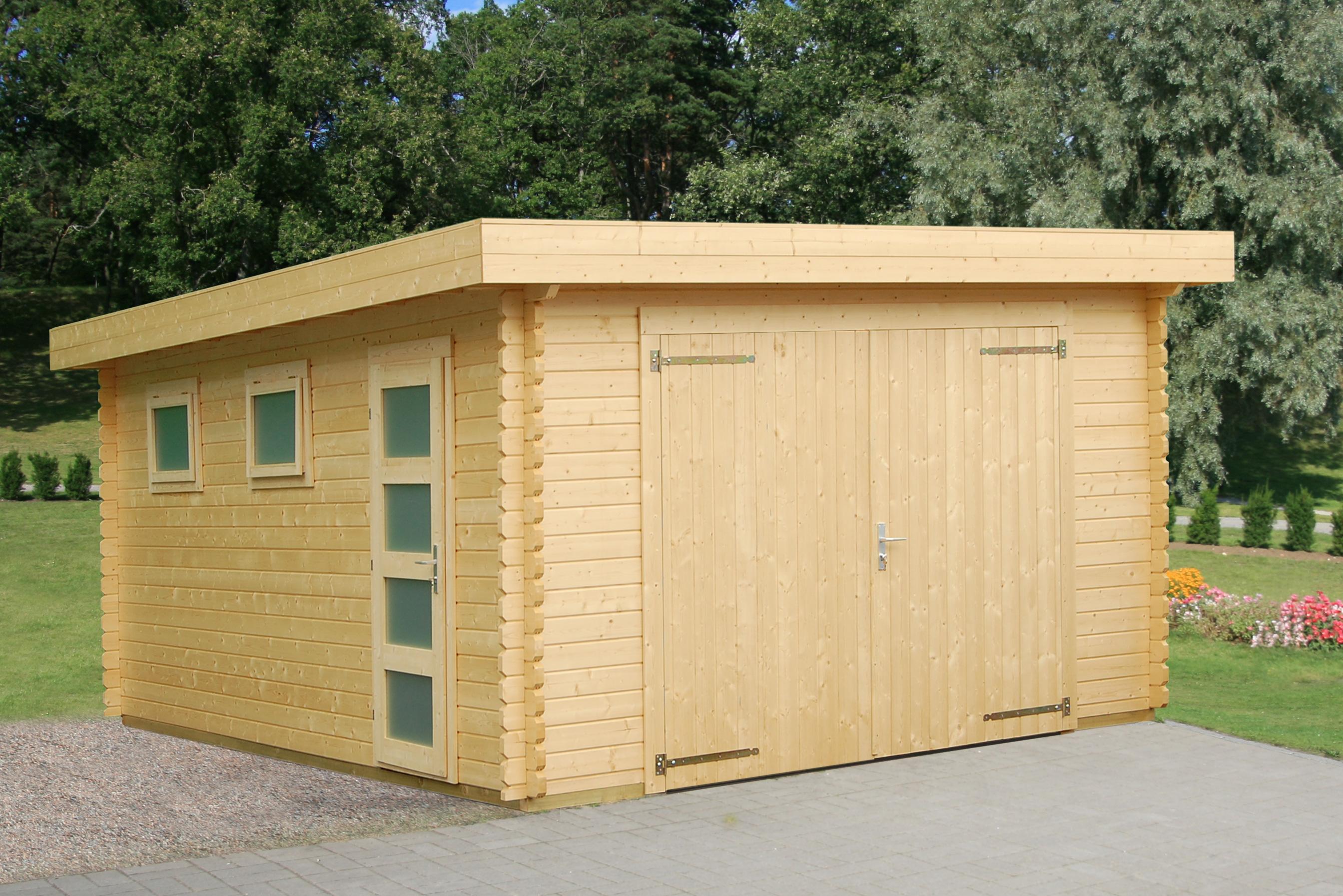 Log Cabin Garages Fencing Supplies Garden Decking