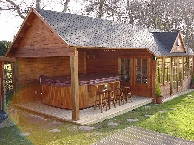 Bespoke Cabins Fencing Supplies Garden Decking Amp Sheds