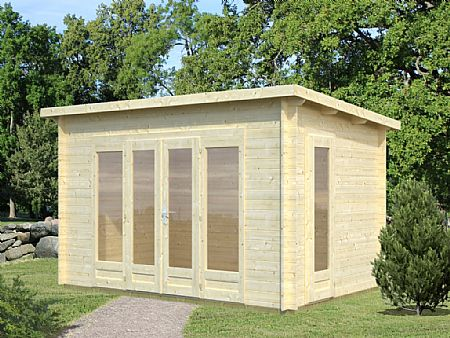 28mm Morocco Fencing Supplies Garden Decking Sheds