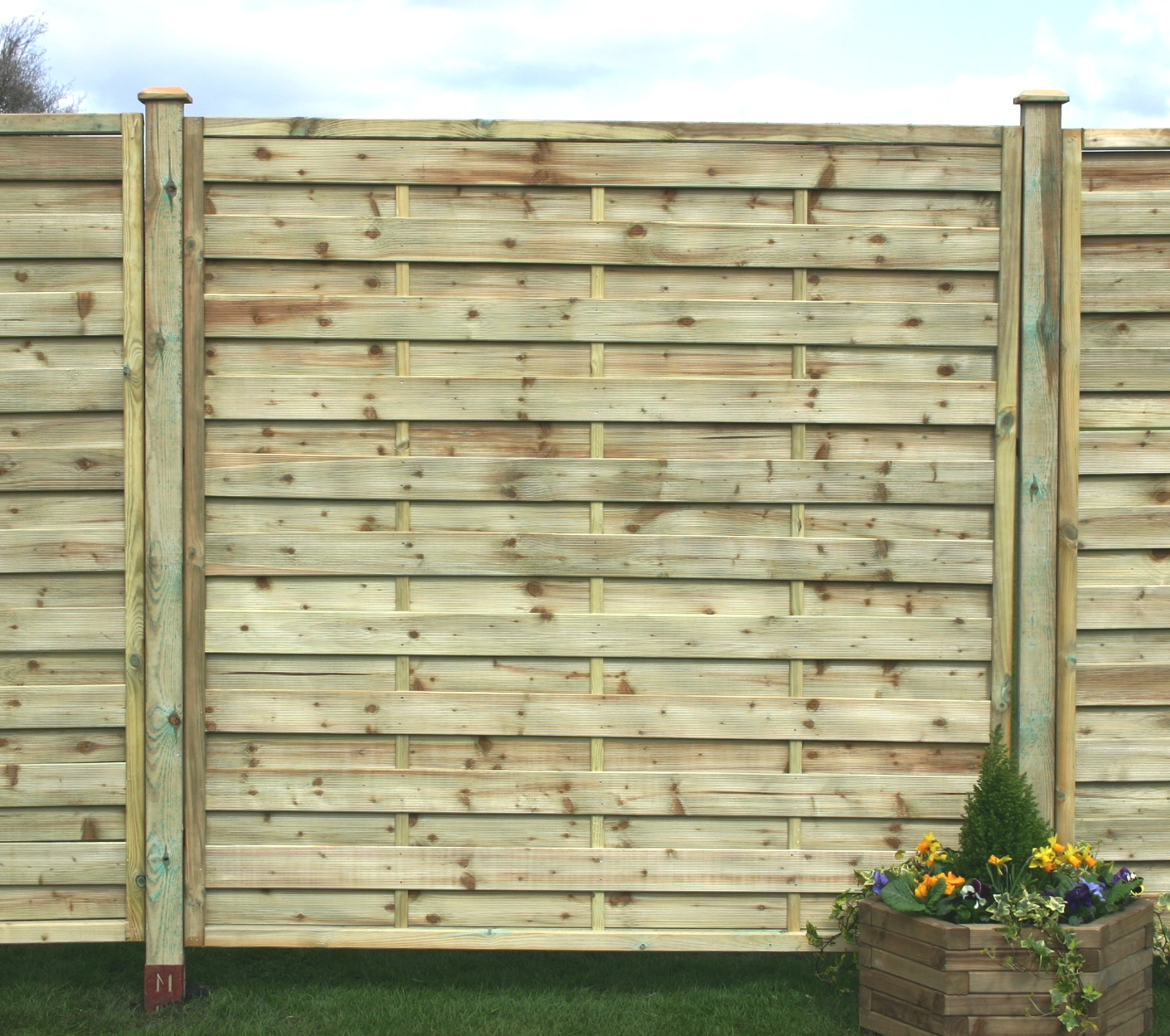 Fencing Panels Fencing Supplies Garden Decking Amp Sheds