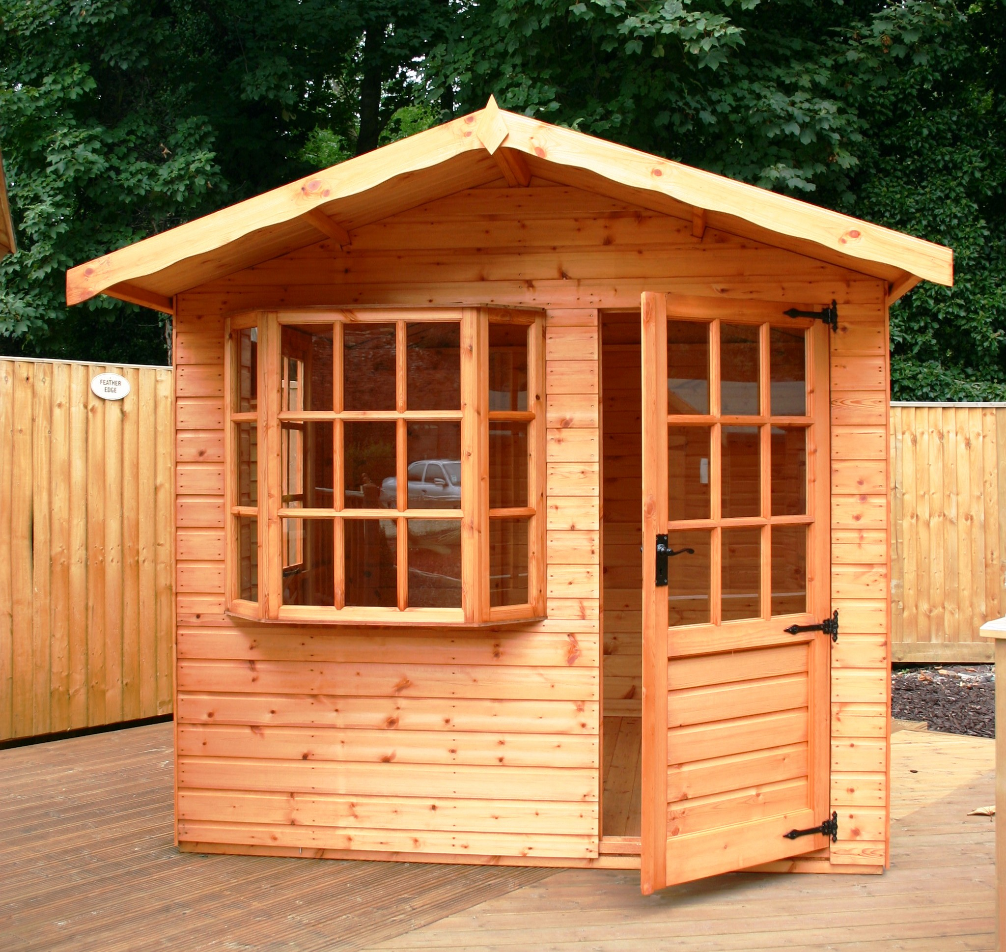 Tsle Garden Sheds Yeovil Somerset Uk