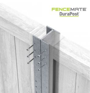 New! Galvanised Durapost