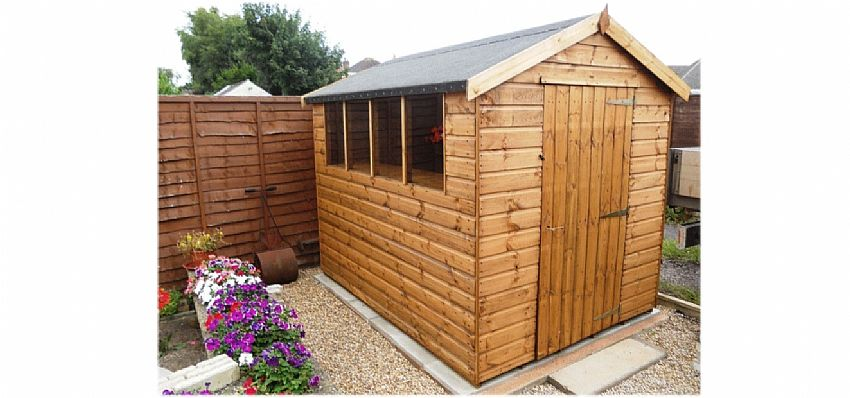 Garden Sheds Yeovil stable structures homepage, fencing supplies, garden decking