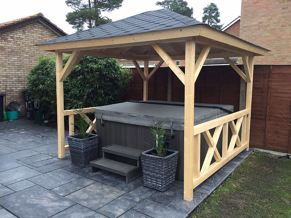 Fencing Supplies Garden Decking Amp Sheds Bournemouth