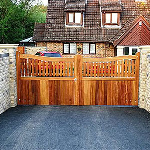 Shop Wooden Gates